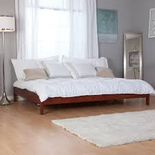 Queen Size Daybed Frame Fashion Bed Group Murray Daybed Mahogany Hayneedle