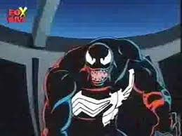 spiderman cartoon venom returns 2