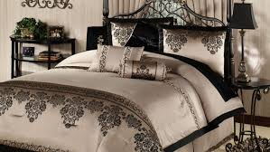 blinding white sheets with black trim tags white bedding with