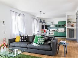 cucine e soggiorno cucina soggiorno un grande ambiente unico casafacile