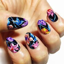nails designs for thanksgiving 12 cool summer nail art designs easy summer manicure ideas