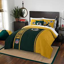 Green Bay Packers Bedding Set Nfl Green Bay Packers Bedding Bed Bath Beyond