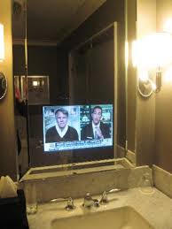 Frame Bathroom Mirror by Waterproof Bathroom Mirror Shower Lcd Tv Where To Purchase Built