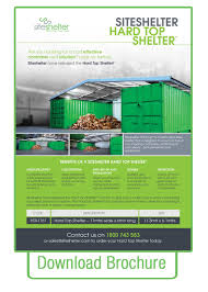 hard top container shelter u0026 shed siteshelter