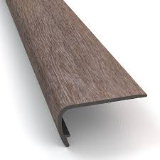 Laminate Flooring Installation On Stairs Shop Vinyl Stair Nosing At Lowes Com