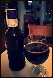 imbibliography review bourbon county brand regal rye stout