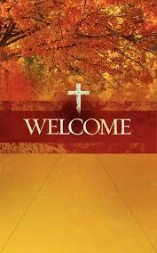 prayerful thanksgiving bulletin cover harvest fall church
