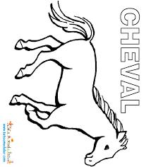 coloriage chevaux coloriage chevaux cheval en ligne gratuit a