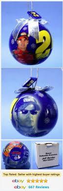 jeff gordon 24 nascar ornament set of 6 new 19 99