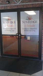 sunridge at palisades el paso tx senior living community