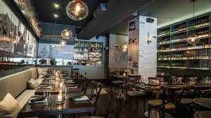 private dining with family style seated dinner in east village nyc