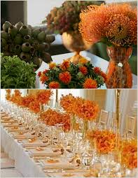 thanksgiving table decorations modern wedding flowers by scarlet petal florist chicago il thanksgiving