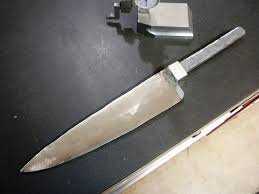 hidden tang kitchen knife handle bladeforums com