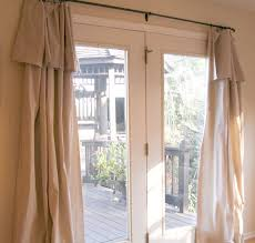 how high to hang curtains patio door rods how to hang grommet curtains on sliding glass high