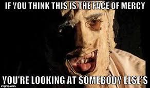 Horror Face Meme - 20 creepy horror movie memes sayingimages com