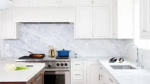 white backsplash tile for kitchen large white subway marble kitchen backsplash tile with black