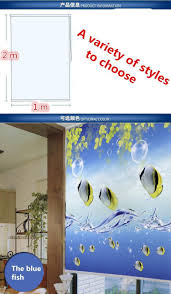 2 1m bathroom waterproof volume shading curtain beads fashion