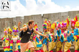 The beauty and colour of cultural traditions  the passion and excitement for celebration and giving
