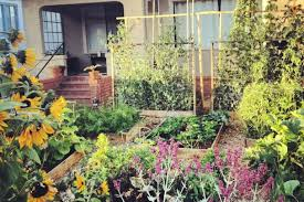home veggie garden ideas this diy vegetable garden deserves major props photos huffpost
