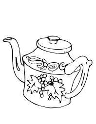 project awesome tea party coloring pages at coloring book online