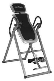 back relief inversion table inversion therapy table health fitness heavy duty back pain relief