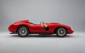 highest price car 1957 335 s sells for 36m the second highest price for a