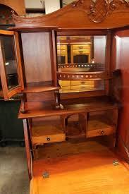 Secretary Desk Bookcase Victorian Combination Desk And Book Cabinet U2013 Kristin Holt