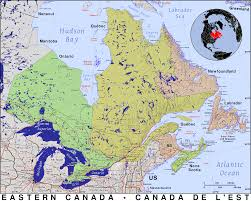 Map Of Western Canada by Eastern Canada Public Domain Maps By Pat The Free Open Source