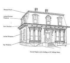 second empire house plans 25 best mansard roof ideas on hip roof building a