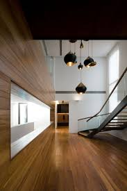 Modern Interior Design Metallic Exterior Meets Modern Interiors At Singapore U0027s Green House