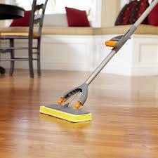 Laminate Flooring Mop Amazon Com Casabella Microfiber Magnet Mop Home U0026 Kitchen