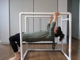 exercise bar gym pinterest dip station pvc pipe and pipes