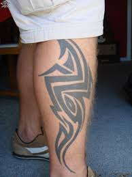 best tribal thigh tattoos for design idea for and