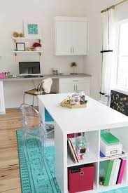 kitchen adorable craft tables craft table ikea design ideas work