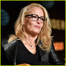 Gillian Anderson Latex - gillian anderson photos news and videos just jared