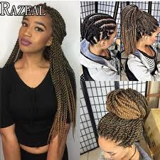 ombre crochet braids zazeal hair best quality crochet braids mambo twist 14in