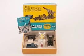 land rover corgi a corgi toys gift set no 4 bristol bloodhound missile set