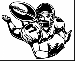 beautiful cartoon denver broncos coloring pages with broncos