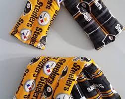 Steelers Bathroom Set Steelers Gifts Etsy