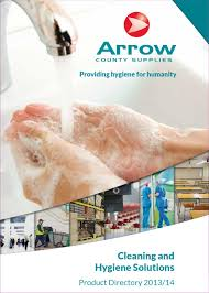 arrow cleaning u0026 hygiene solutions by arrow county supplies issuu