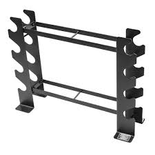 compact dumbbell rack marcy dbr 56 durable heavy duty weight storage