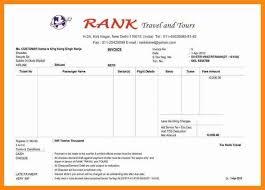 exle nursing resume sle resume cashier image result for tours and travels bill