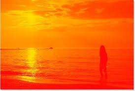 Warm Orange Color Warm Golden Sunsets With Gradient Maps Photoshop Tutorial