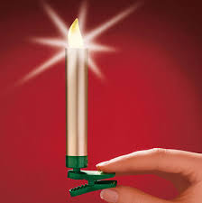 perfect decoration cordless christmas lights window candles