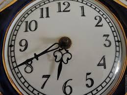 decorative wall clock buy wall clock cobalt royal dux dux czechoslovakia 1960 1970s on