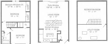 Residential Floor Plan by Pillsbury Court Floor Plan Housing And Residential Life