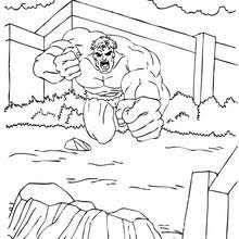 incredible hulk coloring pages supervillian samuel sterns coloring pages hellokids com