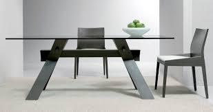 Luxury Glass Dining Table Impressive Nice Contemporary Luxury Glass Table Meigenn