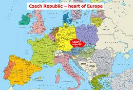 bohemia map republic