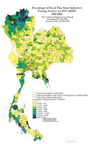 World Map Shapefile Esri by 2 Gis Assists Public Health Campaign In Thailand